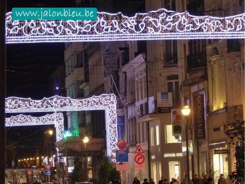 bruxelles,plaisirs d'hiver 2015,avenue louise